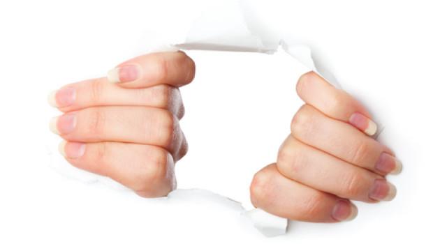 Jak wyglądają chore paznokcie
