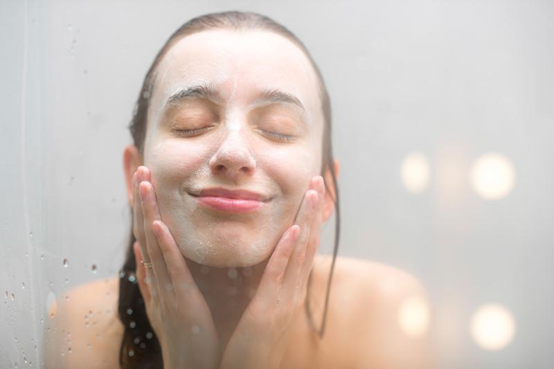 żele pod prysznic