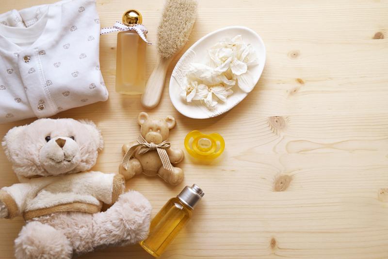 Jakich preparatów używać do kąpieli dziecka?